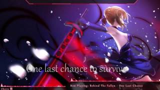 Nightcore - One Last Chance