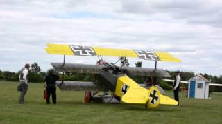 Fokker DR1 Triplane and others