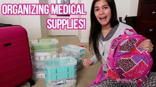 ⚕ New Feeding Tube & IV Therapy Tools! | Travel Supplies & Backpacks 💼 (3/31/18)