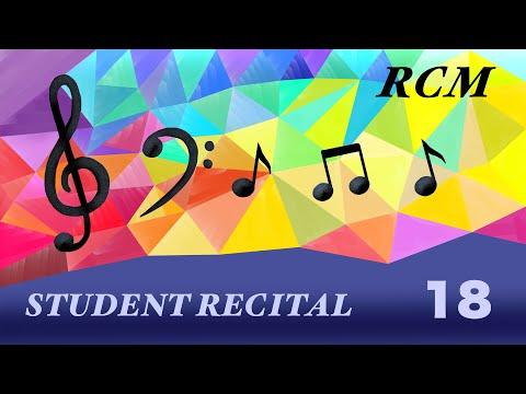Adult Student Recital, May 23, 3:00