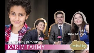 Karim Fahmy shines on screen!