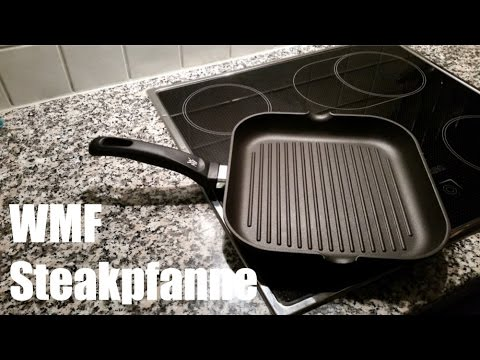 WMF Steakpfanne Review und Test - WMF Grillpfanne