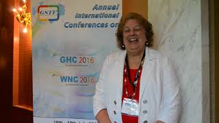 Dr. Marianne Craven at WNC Conference 2016 by GSTF