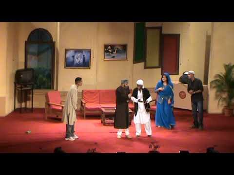 Play: Ooper ki manzil khali hai....Part-2.....as Nawab sahab