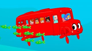 Mila and Morphle - Official Channel | My Magic School Bus | Underwater Adventure | Kids Cartoon