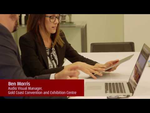 E2   4K screen management system   Barco   Digital Resources, Inc