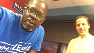 Watch The WVON Morning Show...today we