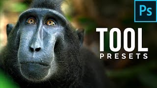 Work Faster with Tool Presets in Photoshop