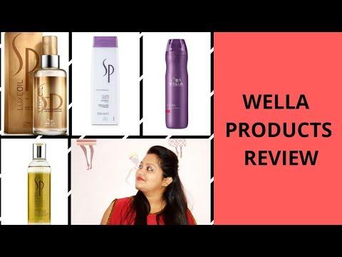 WELLA SHAMPOO & HAIR SERUM REVIEW// HAIR CARE