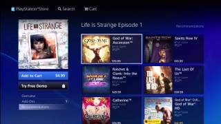 Life Is Strange PS3 Misleading Season Pass in PSN Store (BE CAREFUL!!)