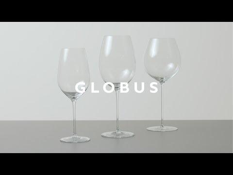 Rotwein – welches Glas für welchen Wein? | Globus