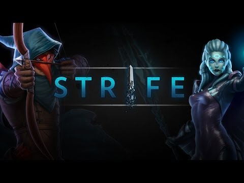 Examples of Strife's Dynamic Score