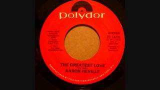 AARON NEVILLE  THE GREATEST LOVE  PERFORMANCE