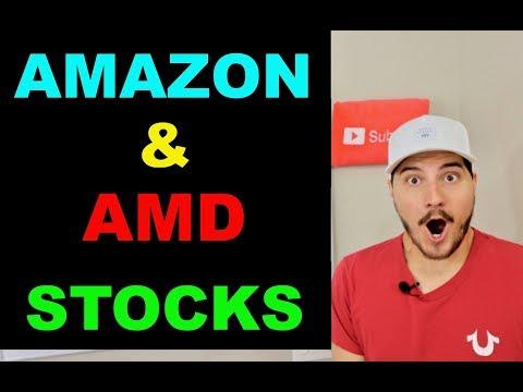 AMAZON & AMD EARNINGS. my take.