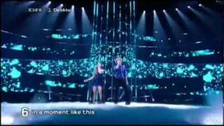 Eurovision Song Contest - [Chanée & N'evergreen - In a Moment Like This]