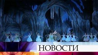 В Большом театре последняя балетная премьера сезона - «Дочь Фараона».
