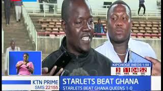 Starlets beat Ghana