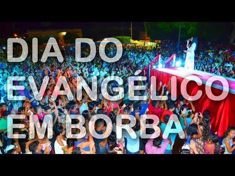 DIA DO EVANGÉLICO EM BORBA - 2008