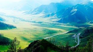 Горный Алтай - 2016.Подъем на перевал Чике -Таман.