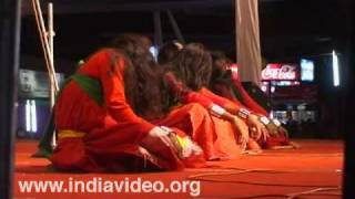 A ritual dance of Assam: Deodhani dance