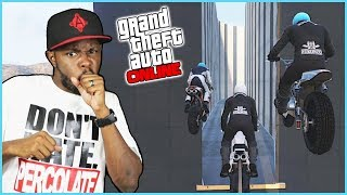 TEMPERS FLARE AND FRIENDS TURN ON EACH OTHER! - GTA 5 Race Funny Moments