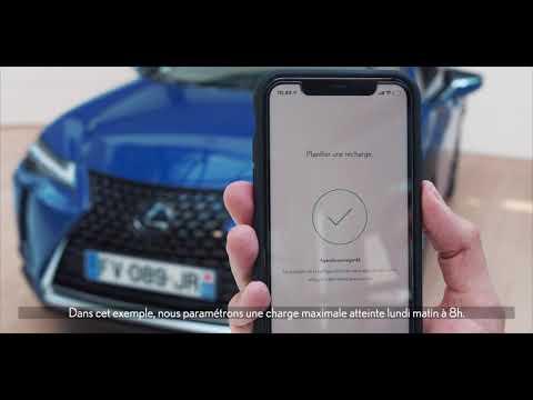Musique publicité Lexus Nouveau Lexus UX 300e   Les services connectés EV    Juillet 2021