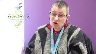 Colloque handicap : Béatrice Augé