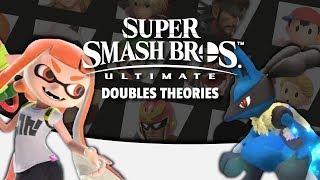 Smash Ultimate Early Doubles Theory by Mew2King