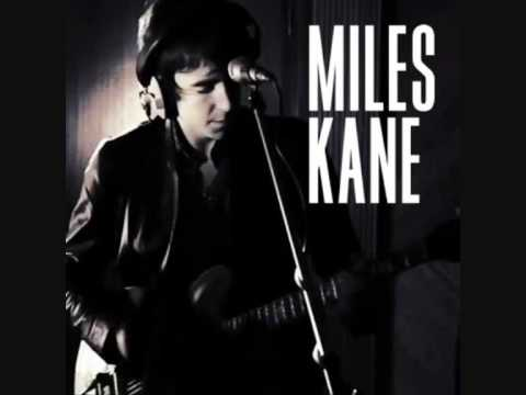 Kingcrawler - Miles Kane live RAK Studios