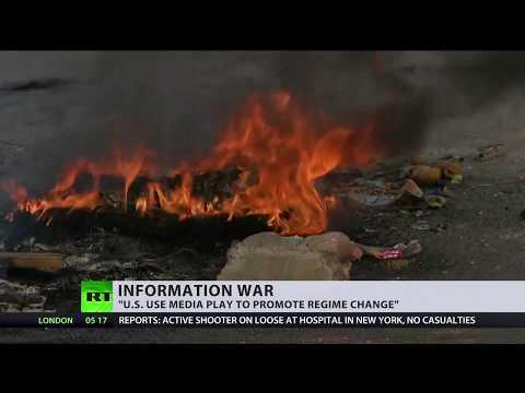 MSM Finally Admit that Venezuela Aid Truck was Torched by ...