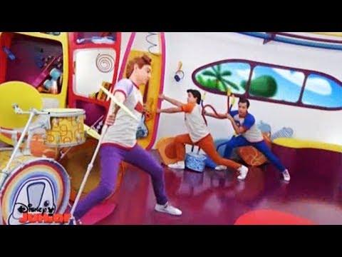 Disney Junior Express - LA CAJA DE PINTURAS  - (Teaser)