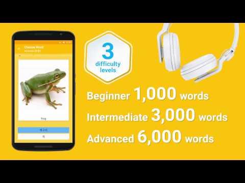 Video of Learn Korean 6,000 Words