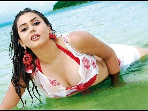 Namitha hot  romance  with parthiban show Edit