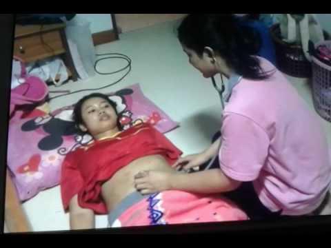 Thrombophlebitis ในขาชนิด