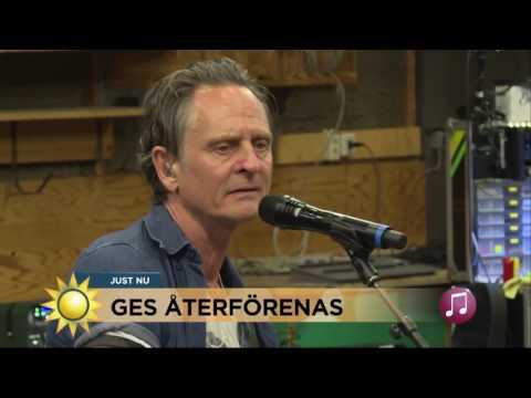 Nostalgi! Så låter det när GES återförenas - Nyhetsmorgon (TV4)