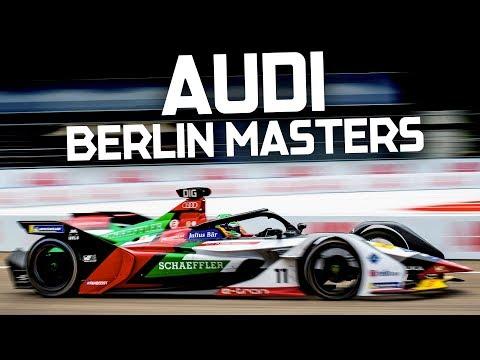 How Audi Sport Abt Schaeffler Grew To Dominate The Berlin E-Prix   ABB FIA Formula E Championship