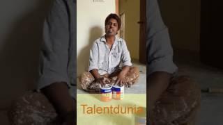 A Painter Singing KK's Song   Hidden Street Talent 2017   Voice of India   Talentdunia