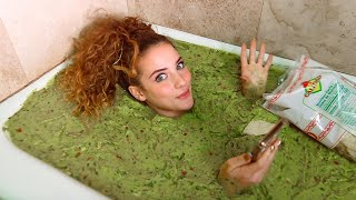 Home Alone in a Tub of Guacamole