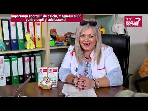 Copii miopatie de gluconat de calciu