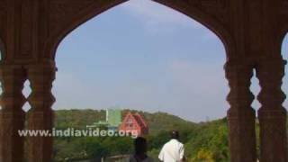 Hawa mahal inside Ramoji Film City