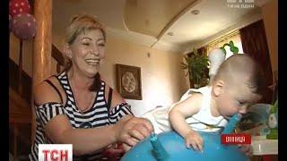У Вінниці на 5 десятку життя жінка народила вже друге дитя