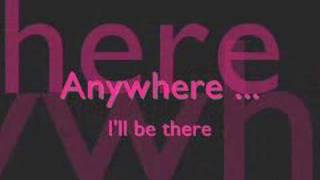 Miley Cyrus: Right Here (With Lyrics)