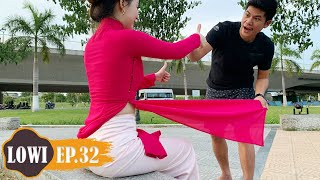 Try Not To Laugh Challenge | Kick Bottle Cap as Donnie Yen | Comedy Videos by LOWI TV Ep.35