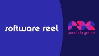 Pacdude Games Software Reel 2016