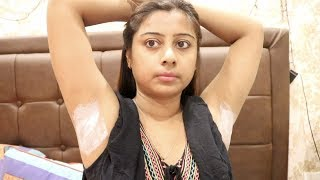 Instant Result -  Underarms Whitening Home Remedy100% WORKS || Soumali