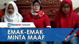 Viral Video 3 Wanita Joget Tiktok di Masjid, Pelaku Khilaf dan Minta Maaf: Kami Tidak Sengaja