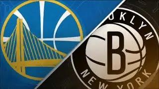 Warriors '18-19 | Game 7 vs Nets (10-28\2018)