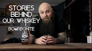 STORIES Behind Your WHISKEY