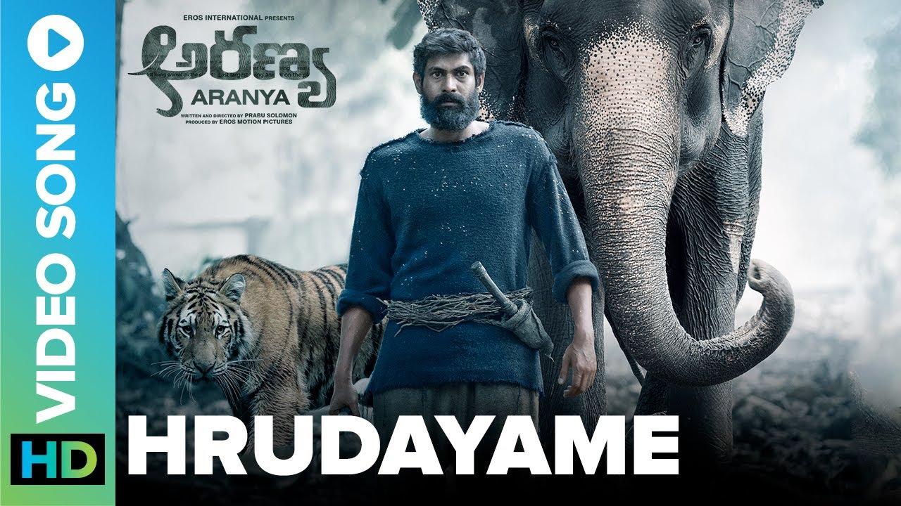 Hrudayame | Official Video Song | Aranya