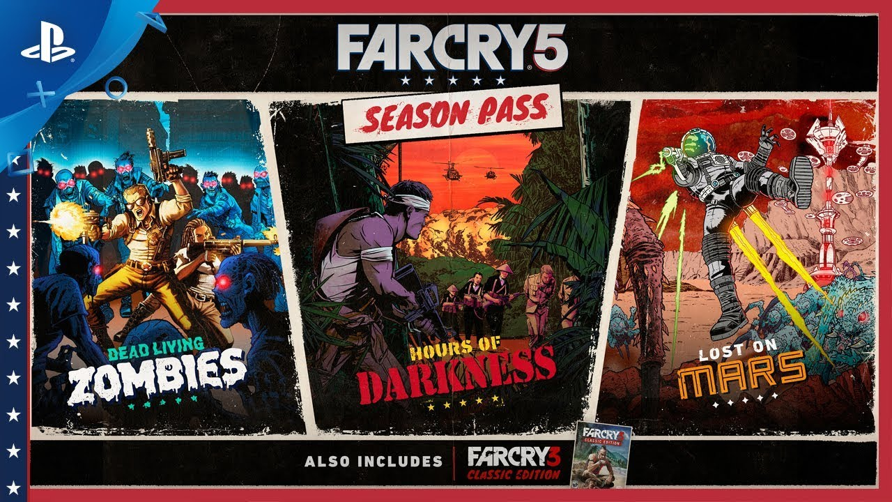 How Far Cry 5's Ambitious Post-Launch DLC Aims to Turn the Series on its Head